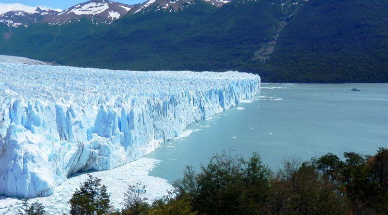 Une fonte des glaciers