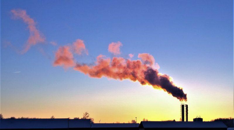 Fumée de cheminée