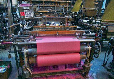 Une industrie textile